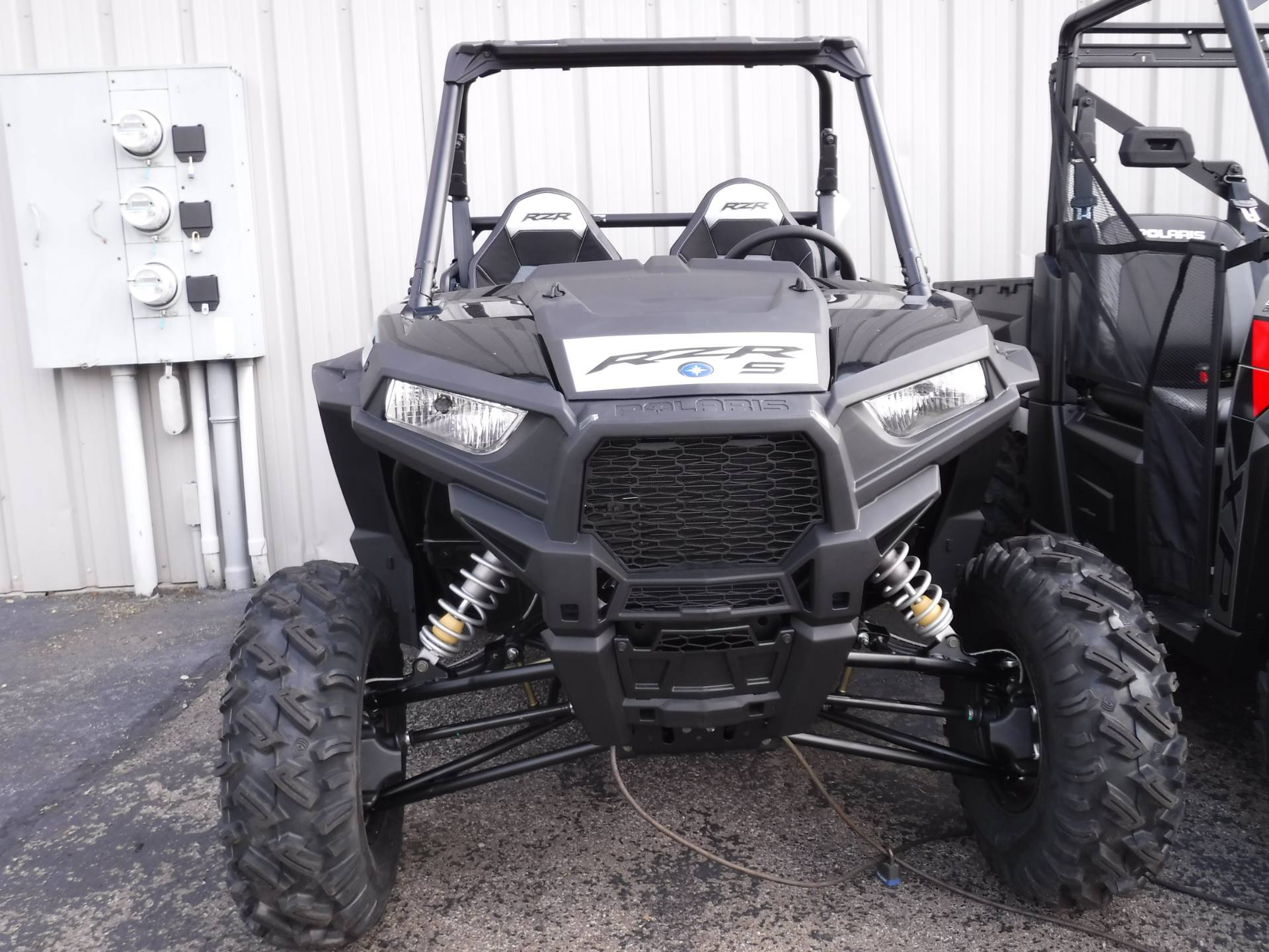 2019 Polaris RZR S 900 EPS in Hermitage, Pennsylvania - Photo 4