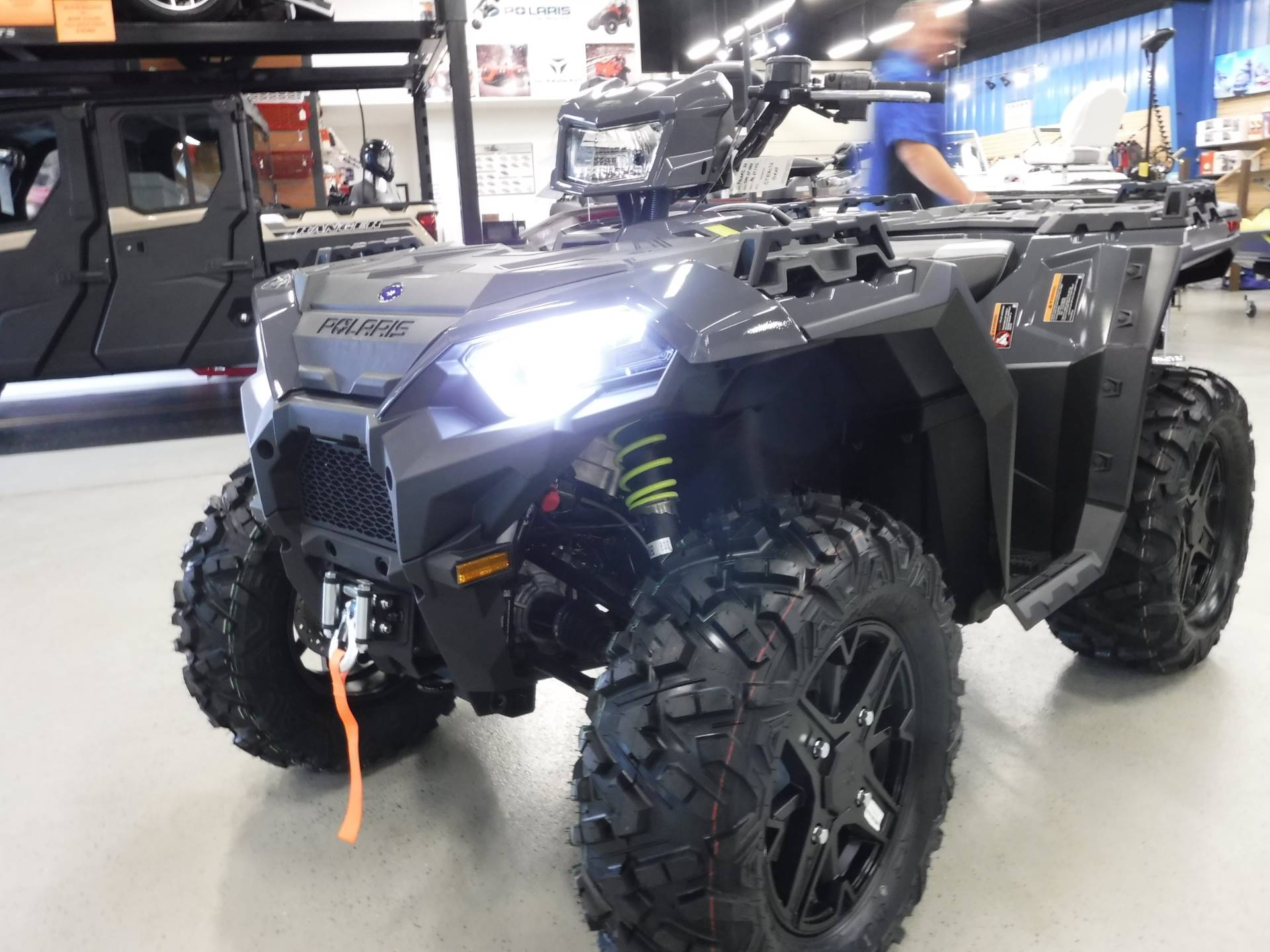 2020 Polaris Sportsman XP 1000 Trail Package in Hermitage, Pennsylvania - Photo 3