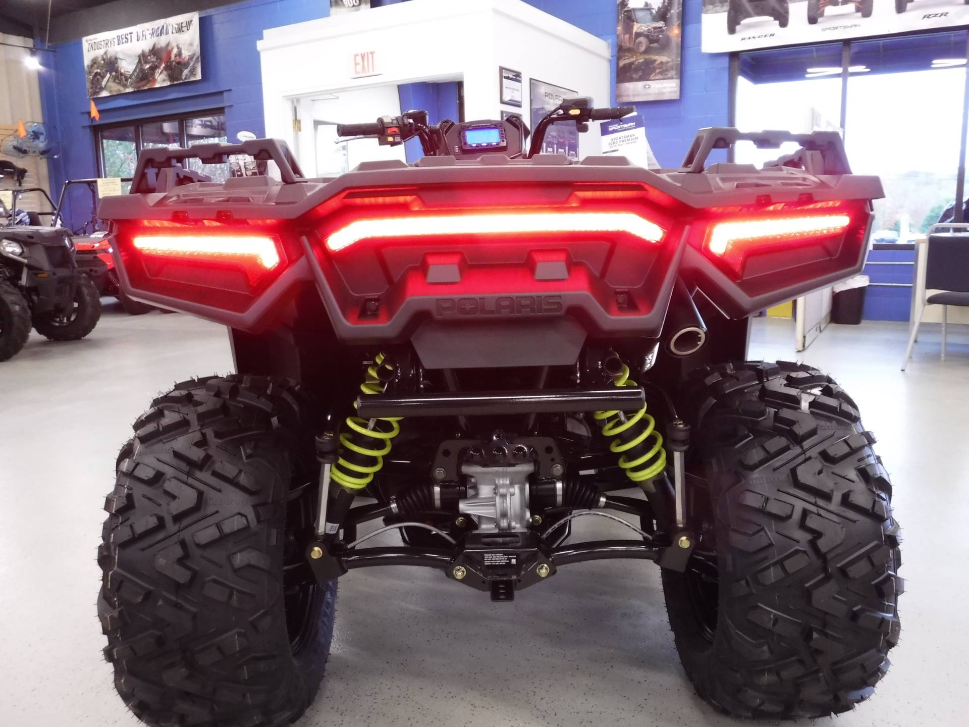2020 Polaris Sportsman XP 1000 Trail Package in Hermitage, Pennsylvania - Photo 2