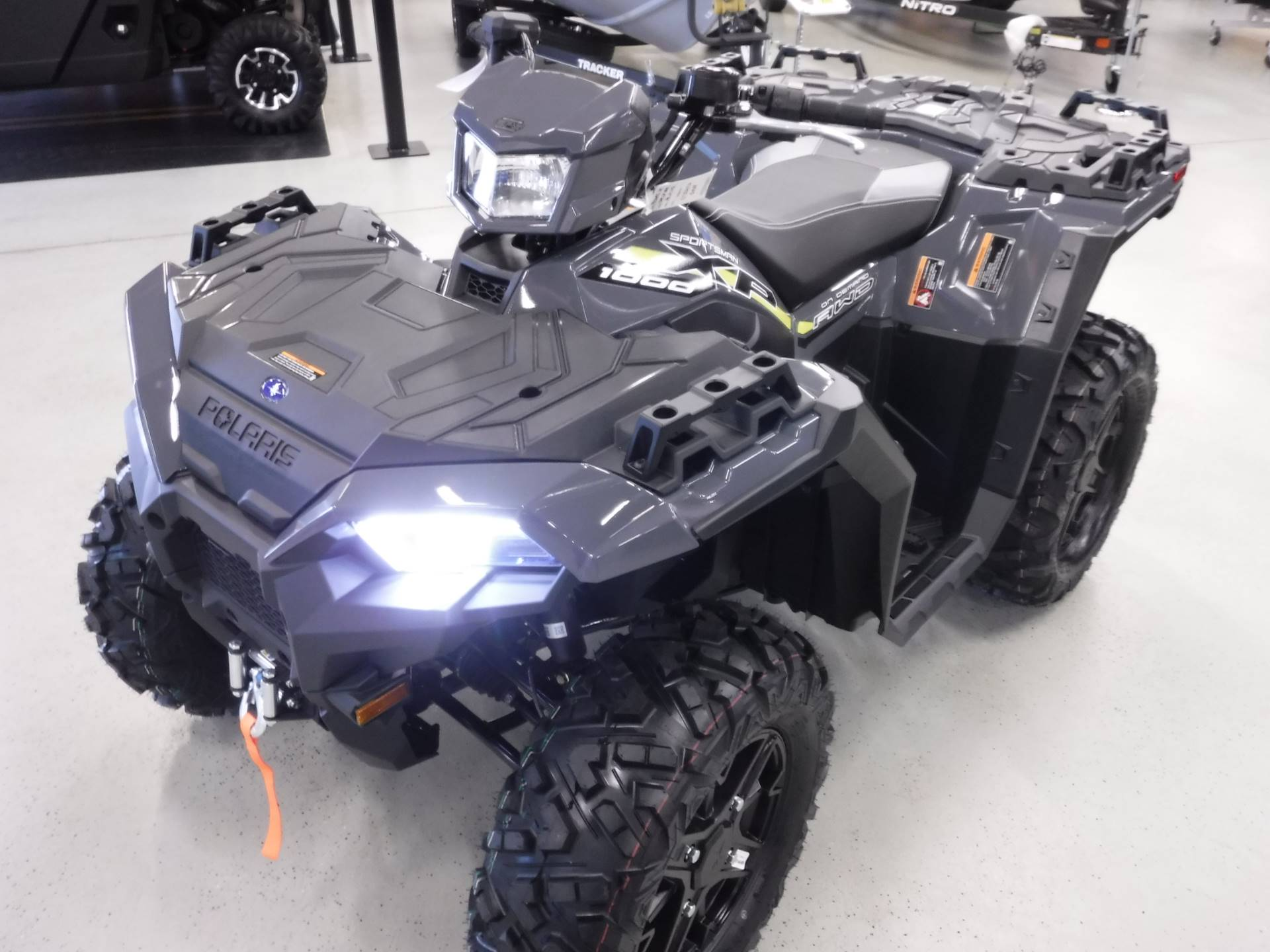 2020 Polaris Sportsman XP 1000 Trail Package in Hermitage, Pennsylvania - Photo 7