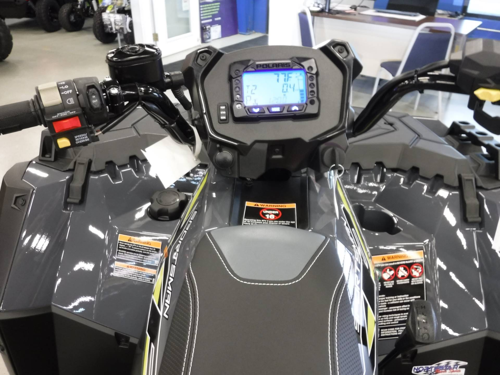 2020 Polaris Sportsman XP 1000 Trail Package in Hermitage, Pennsylvania - Photo 8
