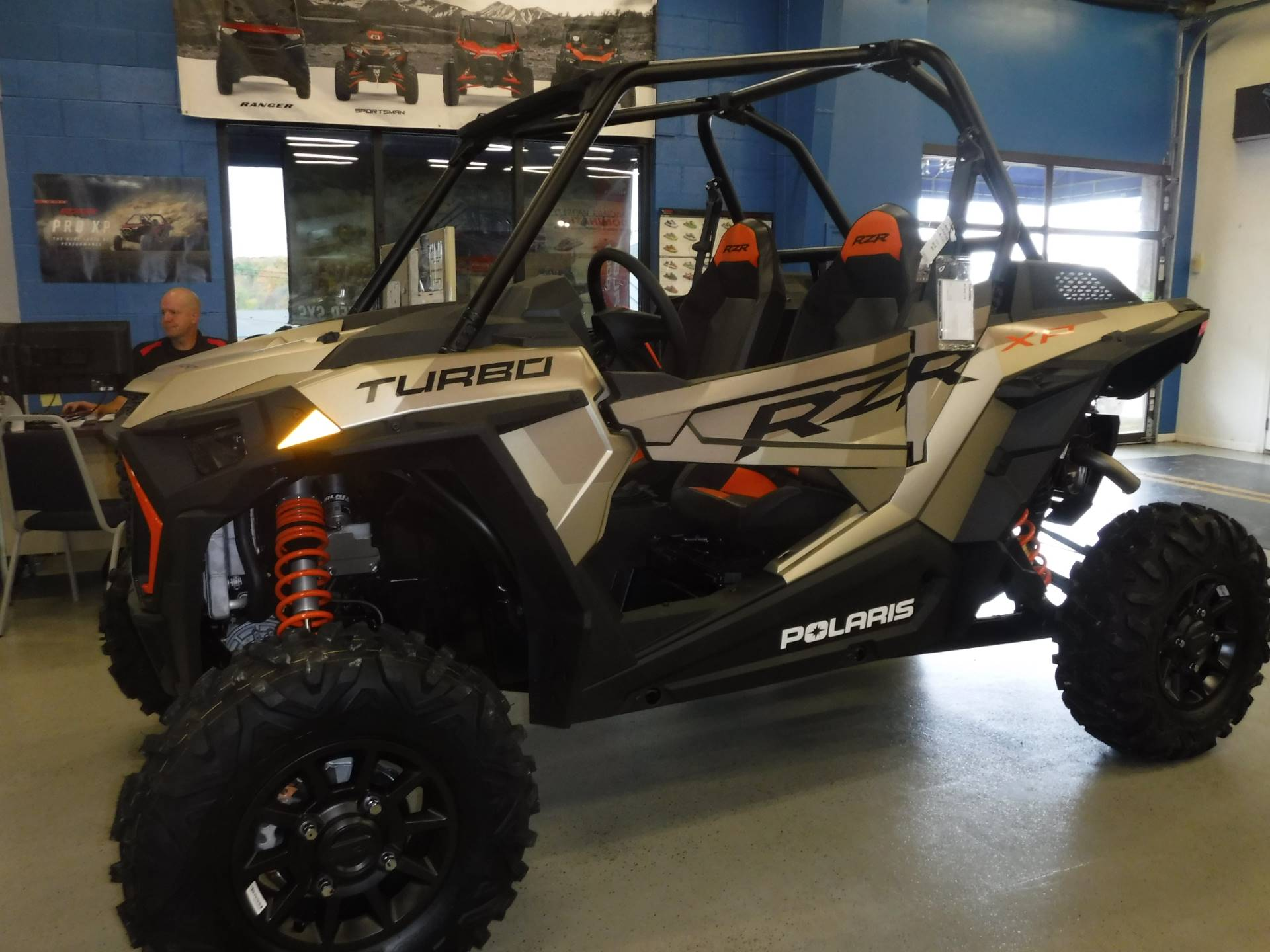 2021 Polaris RZR XP Turbo in Hermitage, Pennsylvania - Photo 4