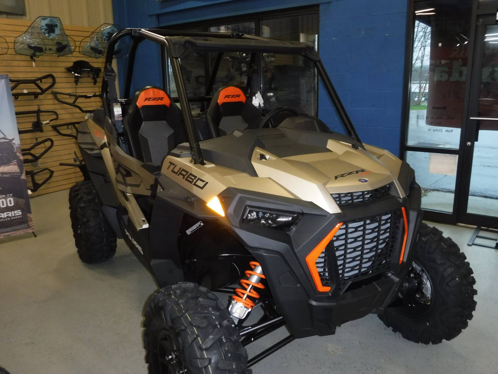 2021 Polaris RZR XP Turbo in Hermitage, Pennsylvania - Photo 7