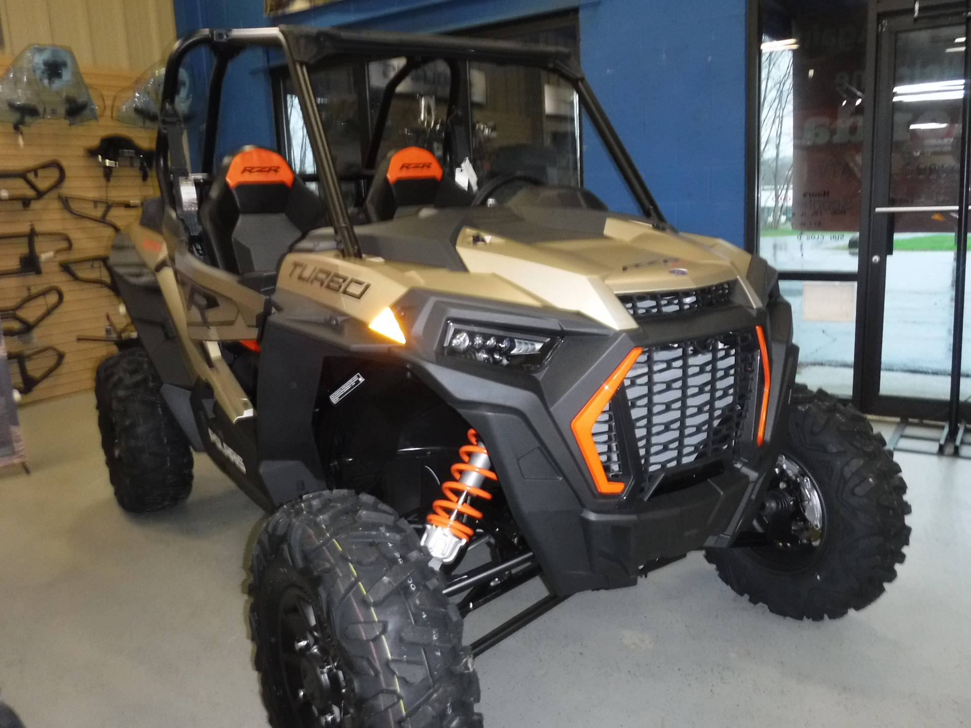 2021 Polaris RZR XP Turbo in Hermitage, Pennsylvania - Photo 1