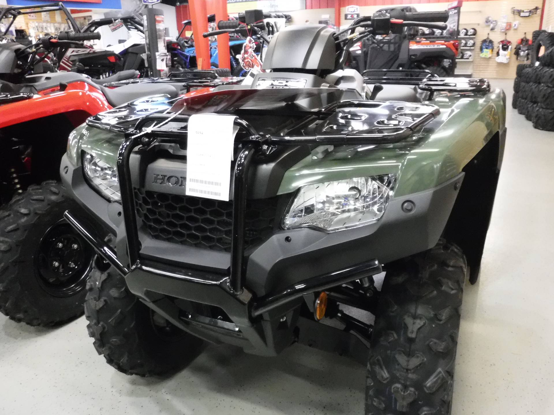 2020 Honda FourTrax Rancher 4x4 EPS in Hermitage, Pennsylvania - Photo 1