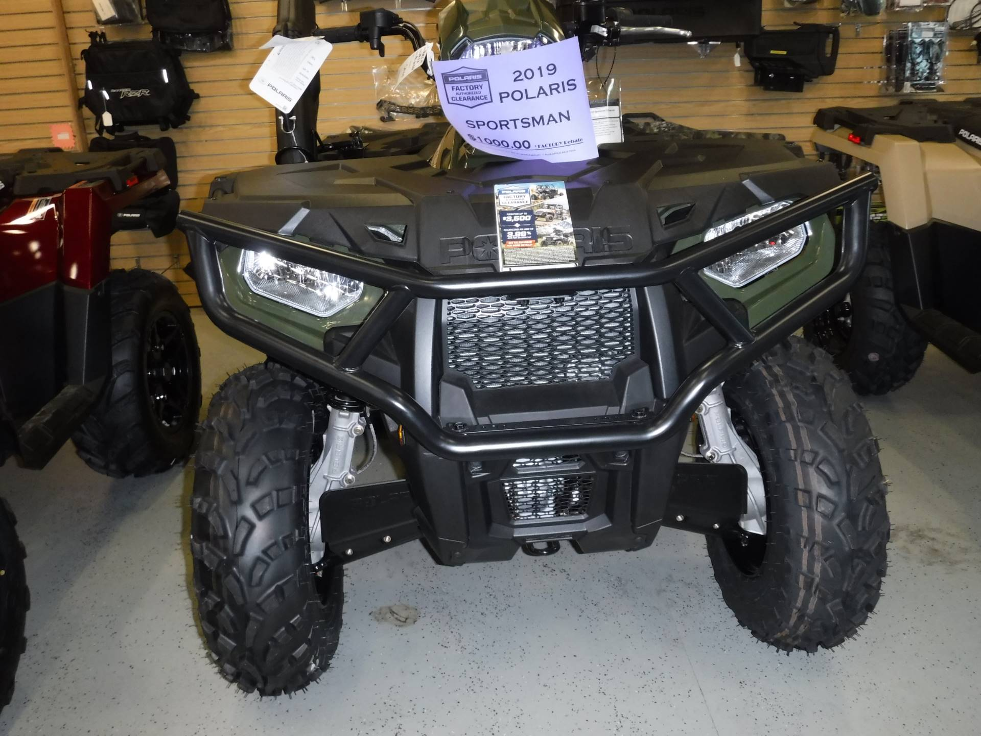 2019 Polaris Sportsman 570 in Hermitage, Pennsylvania - Photo 2