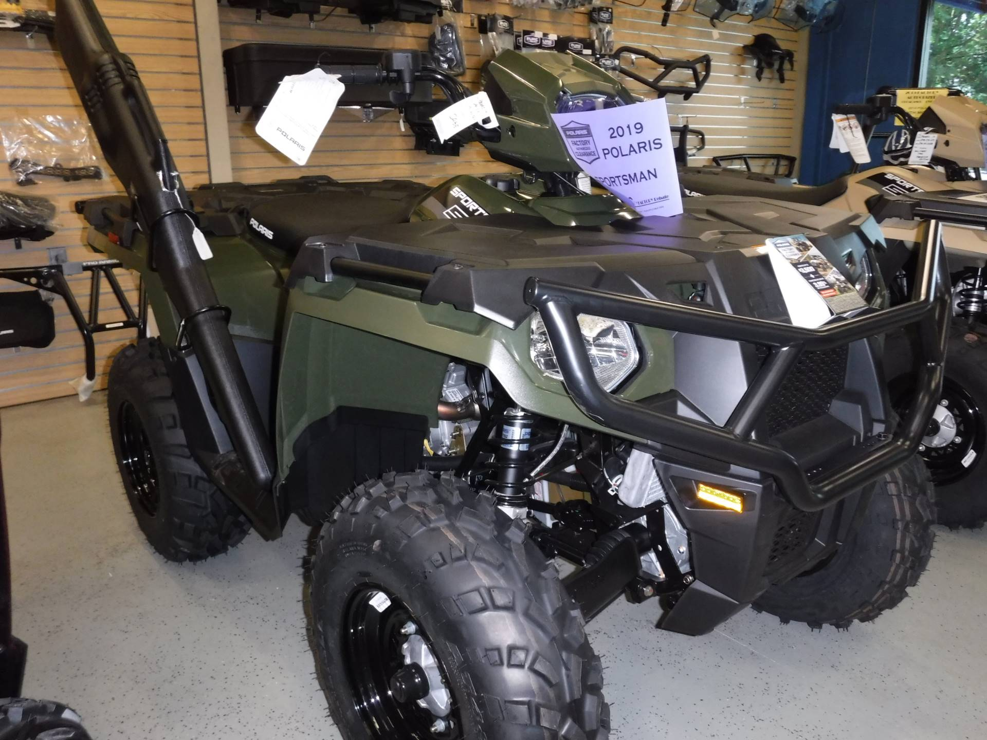 2019 Polaris Sportsman 570 in Hermitage, Pennsylvania - Photo 1