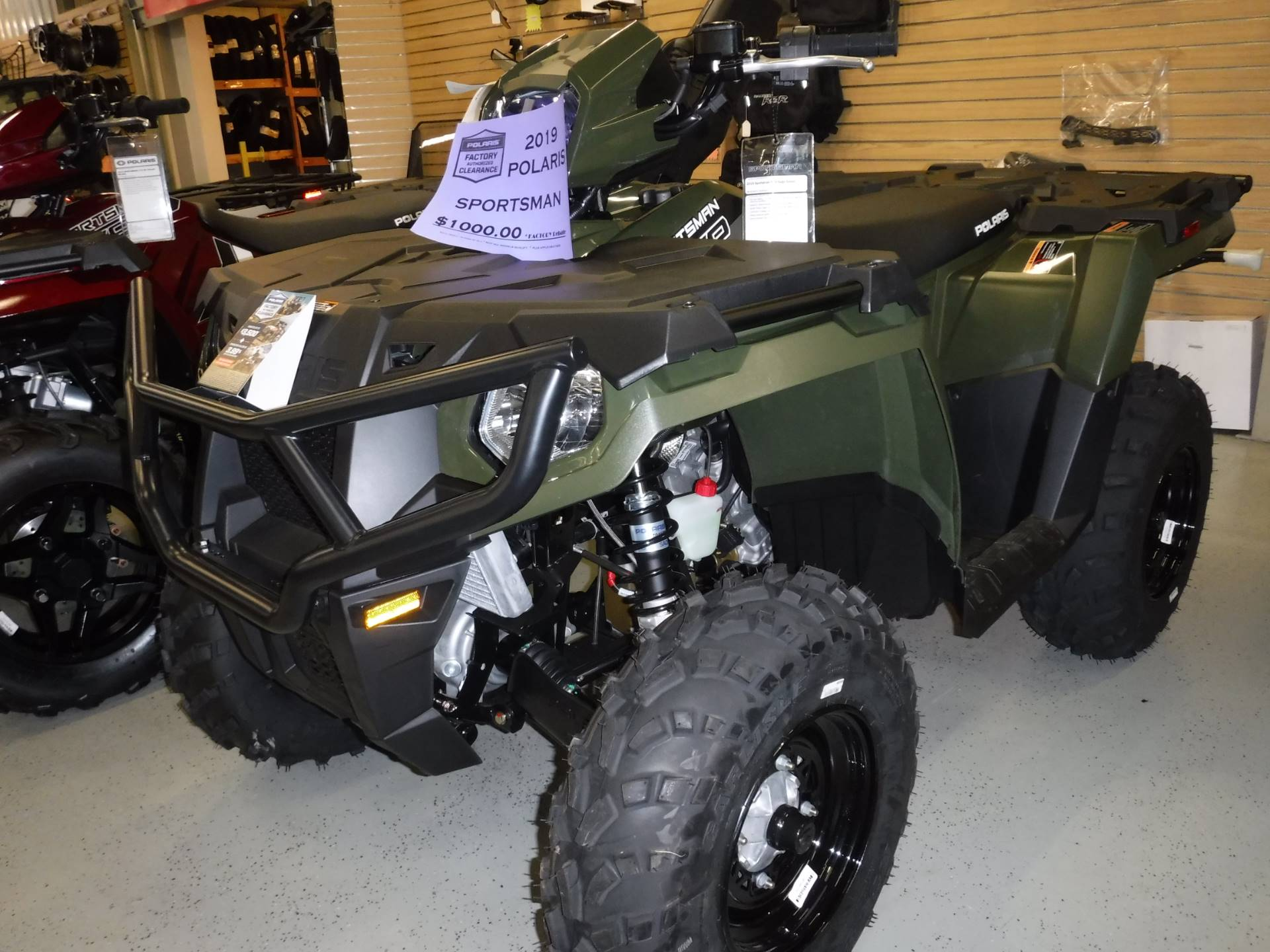 2019 Polaris Sportsman 570 in Hermitage, Pennsylvania - Photo 3
