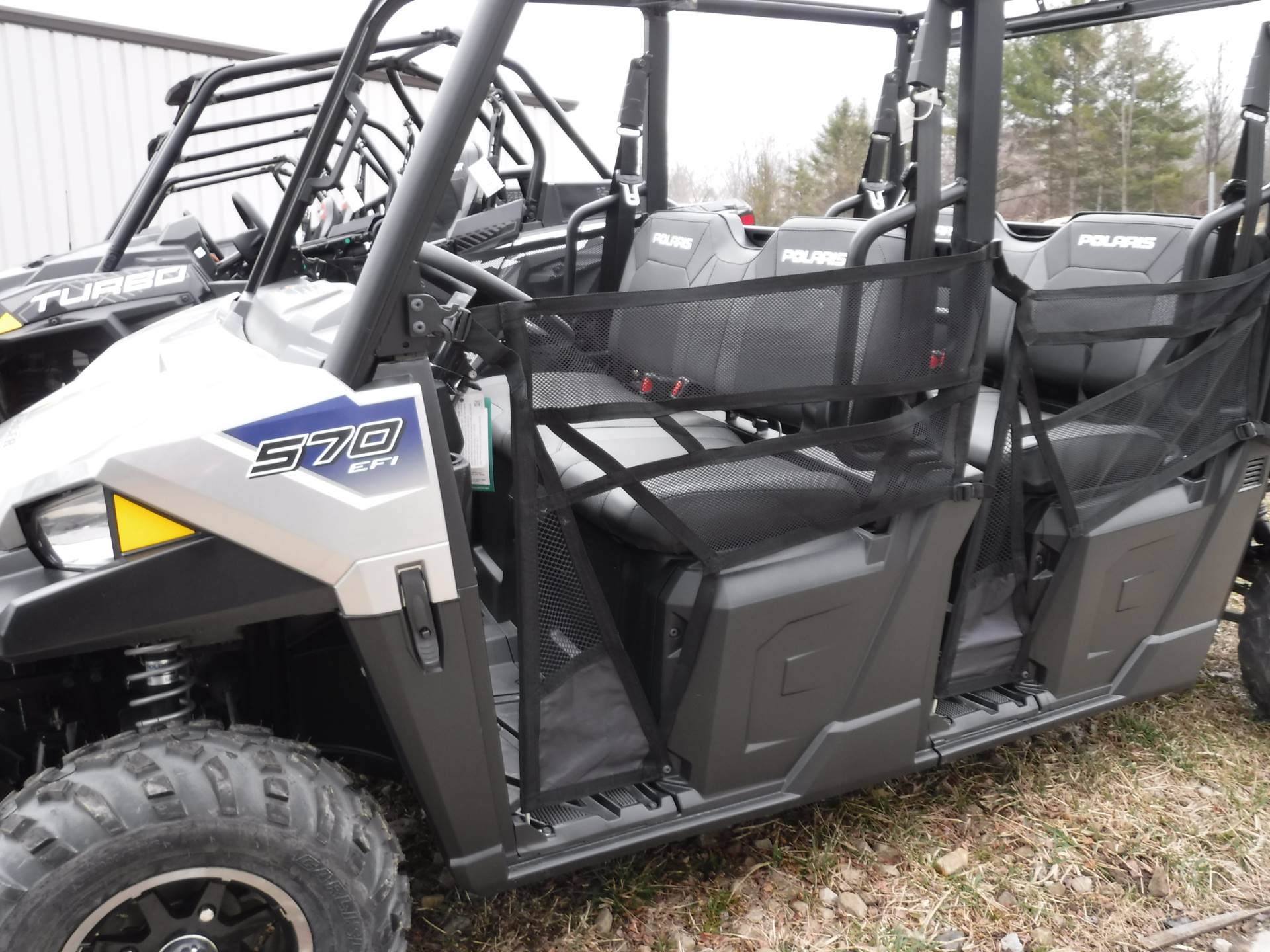 2020 Polaris Ranger Crew 570-4 EPS in Hermitage, Pennsylvania - Photo 5