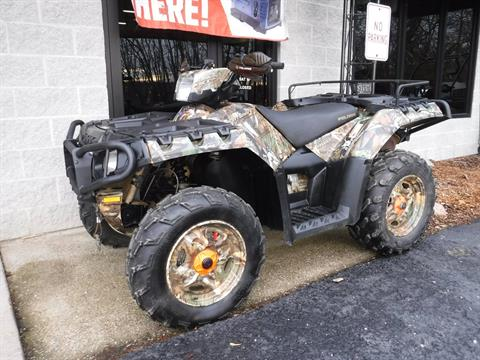 2014 Polaris Sportsman XP® 850 H.O. EPS Browning® LE in Hermitage, Pennsylvania