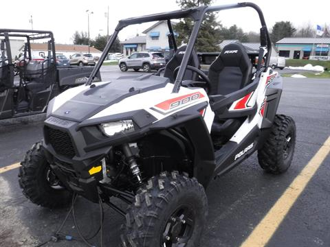 2020 Polaris RZR S 900 in Hermitage, Pennsylvania - Photo 1
