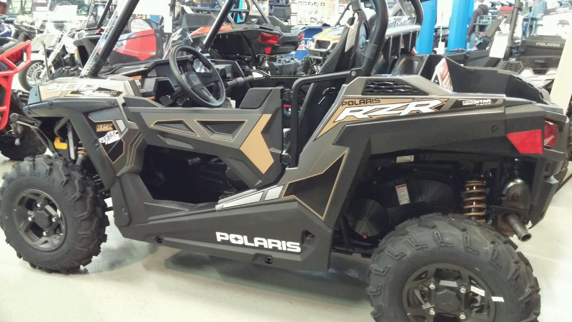 2018 Polaris RZR 900 EPS in Hermitage, Pennsylvania