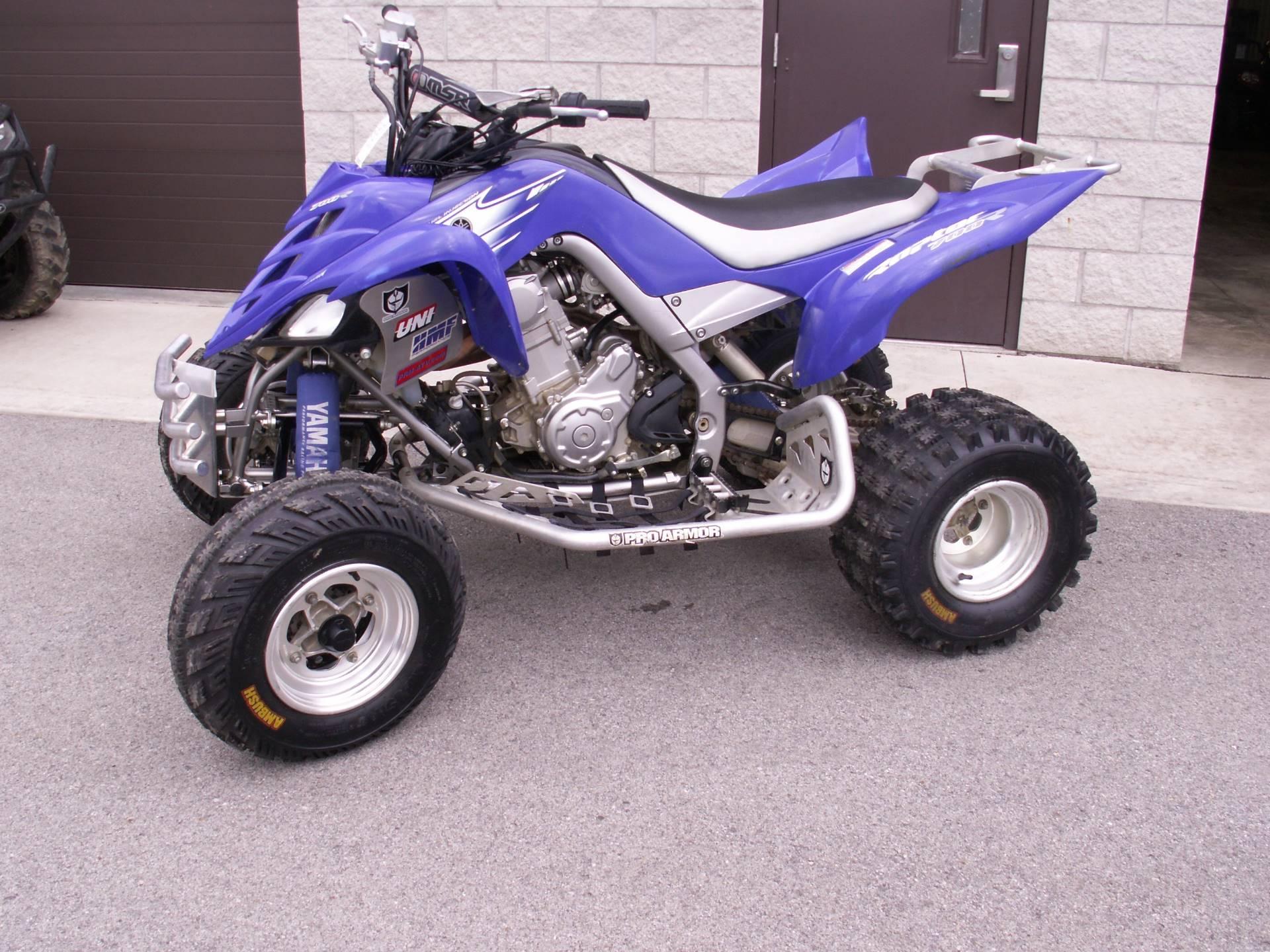 2007 Yamaha Raptor 700R SE for sale 78952