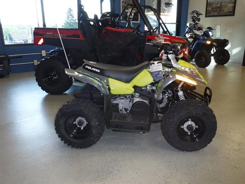 2019 Polaris Outlaw 50 in Hermitage, Pennsylvania