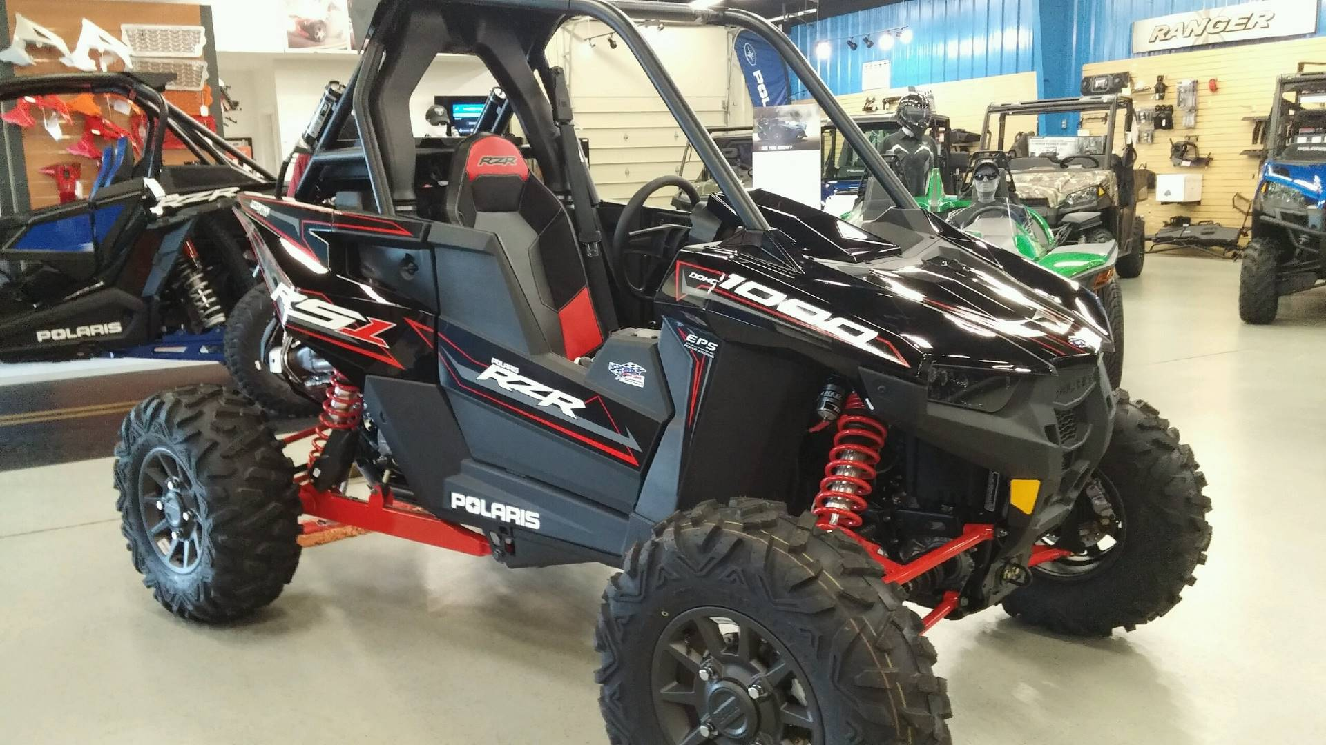 2019 Polaris RZR RS1 in Hermitage, Pennsylvania - Photo 1