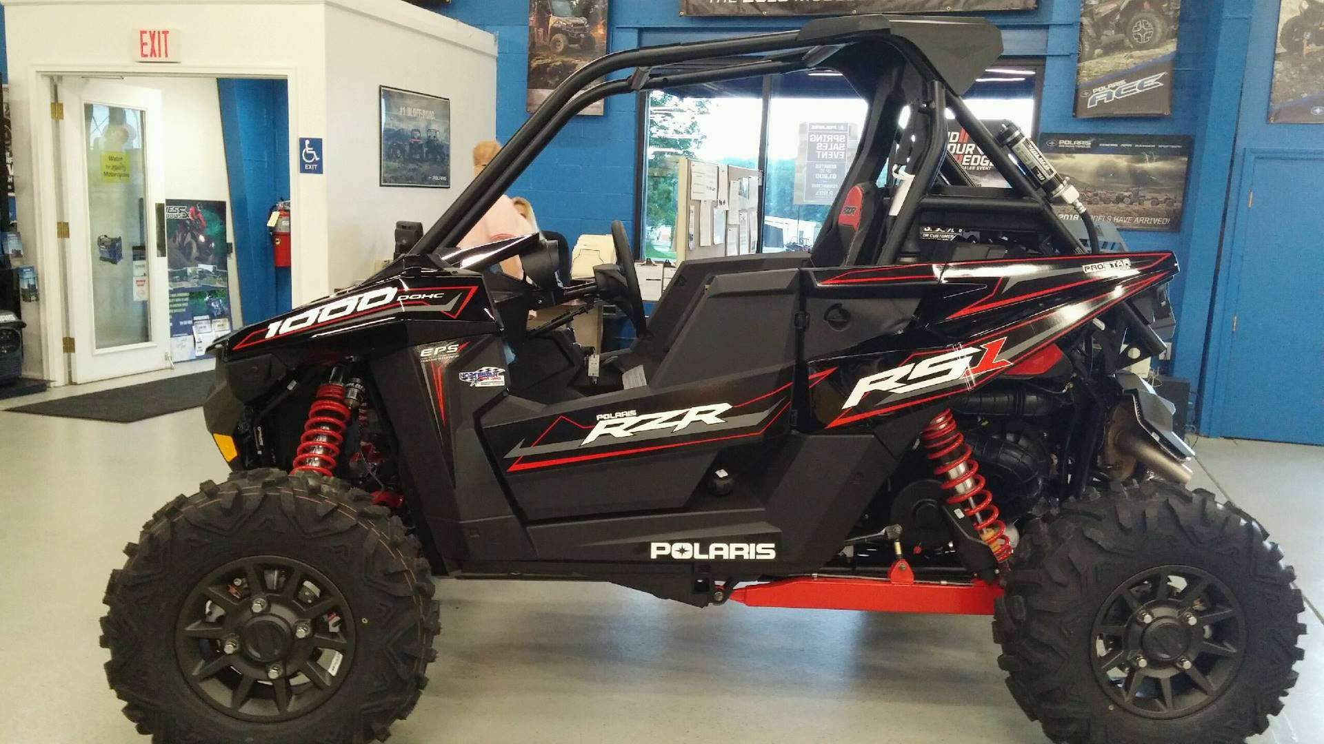 2019 Polaris RZR RS1 in Hermitage, Pennsylvania - Photo 3