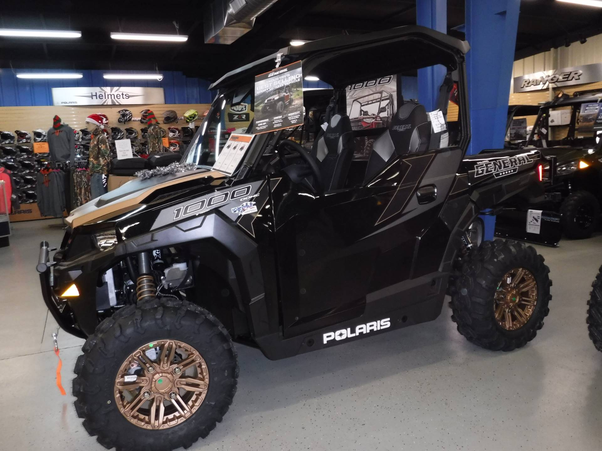 2019 Polaris General 1000 Eps Ride Command Edition In Hermitage Pennsylvania