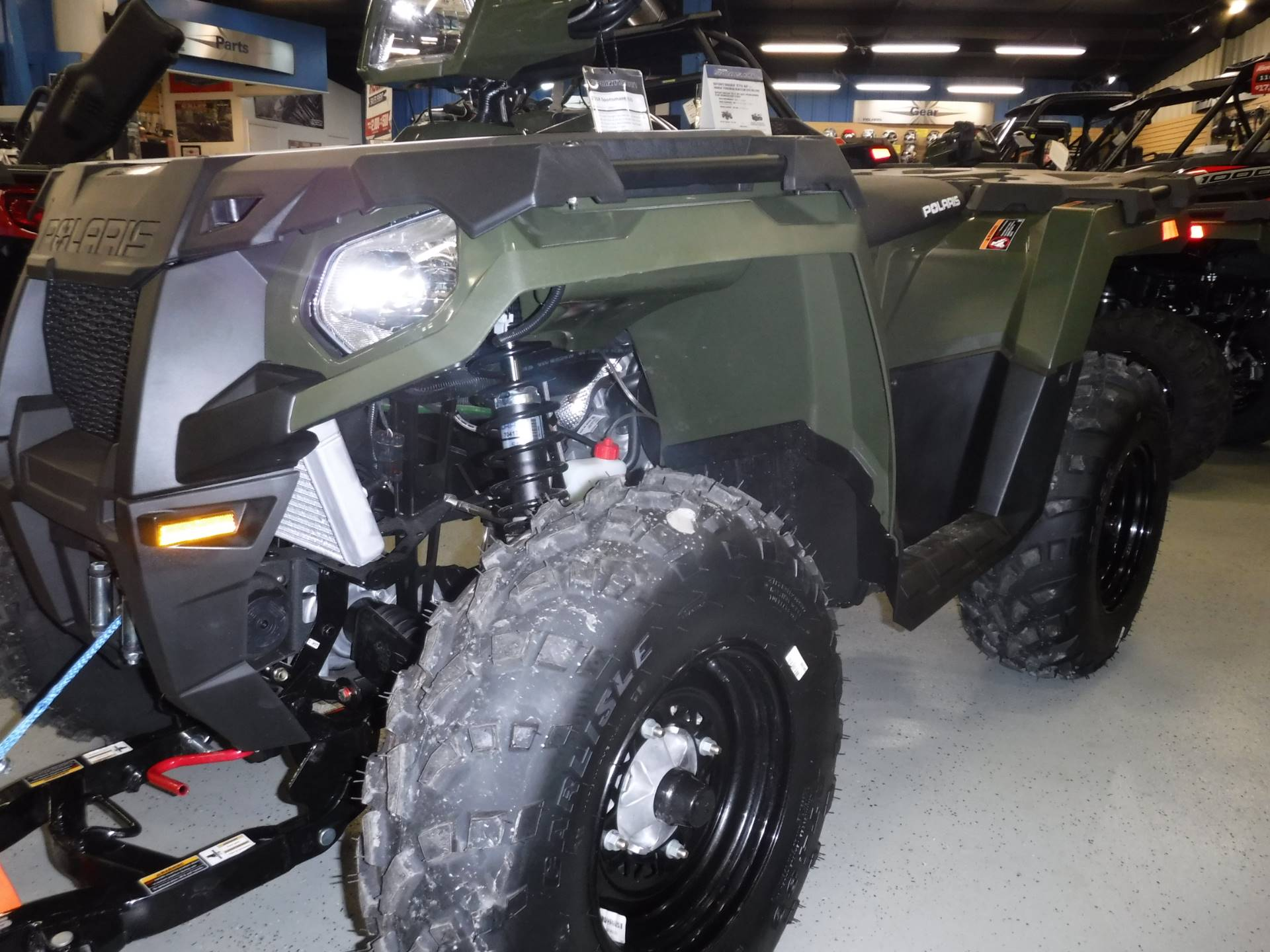 2018 Polaris Sportsman 570 3