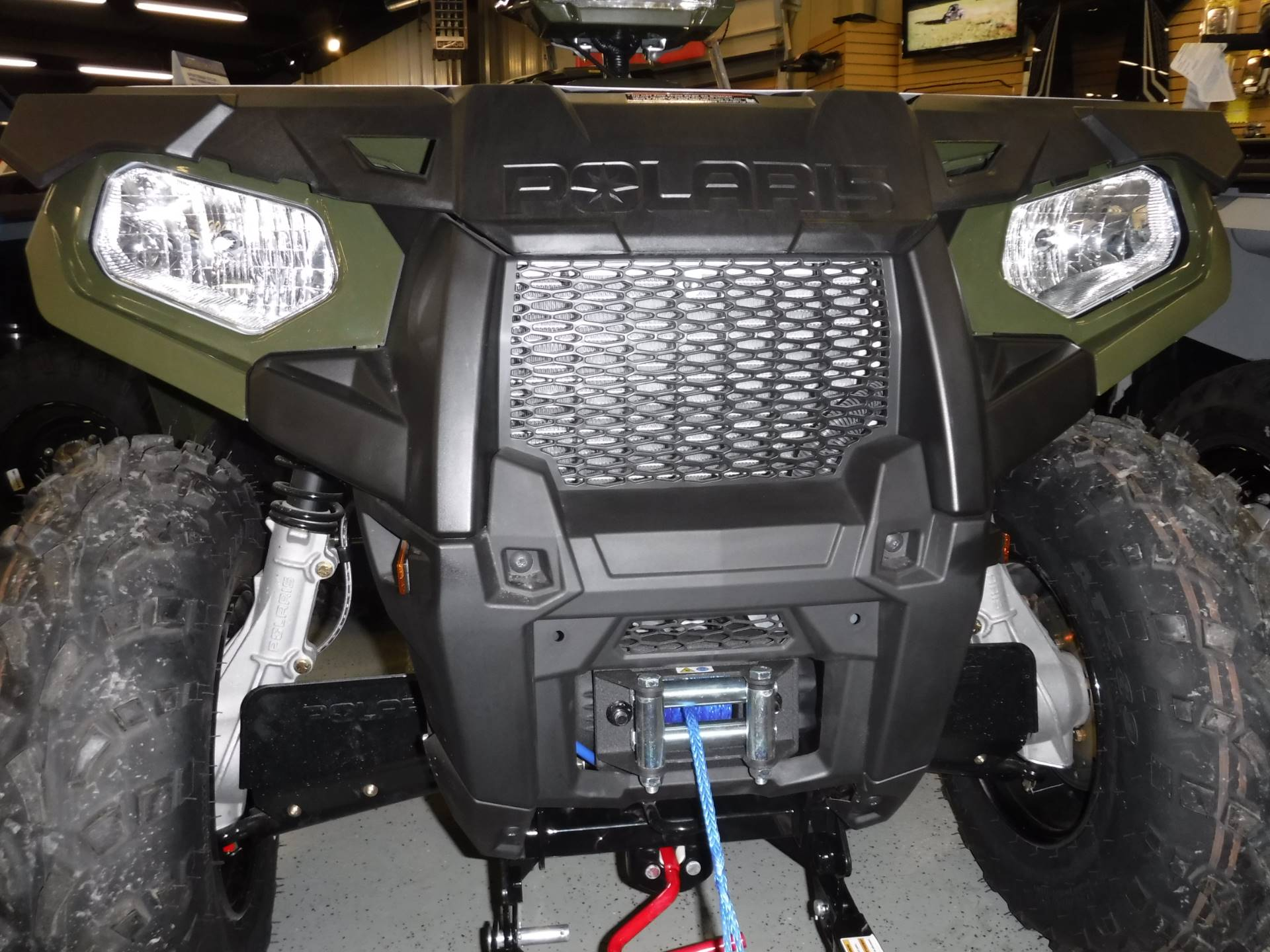 2018 Polaris Sportsman 570 4