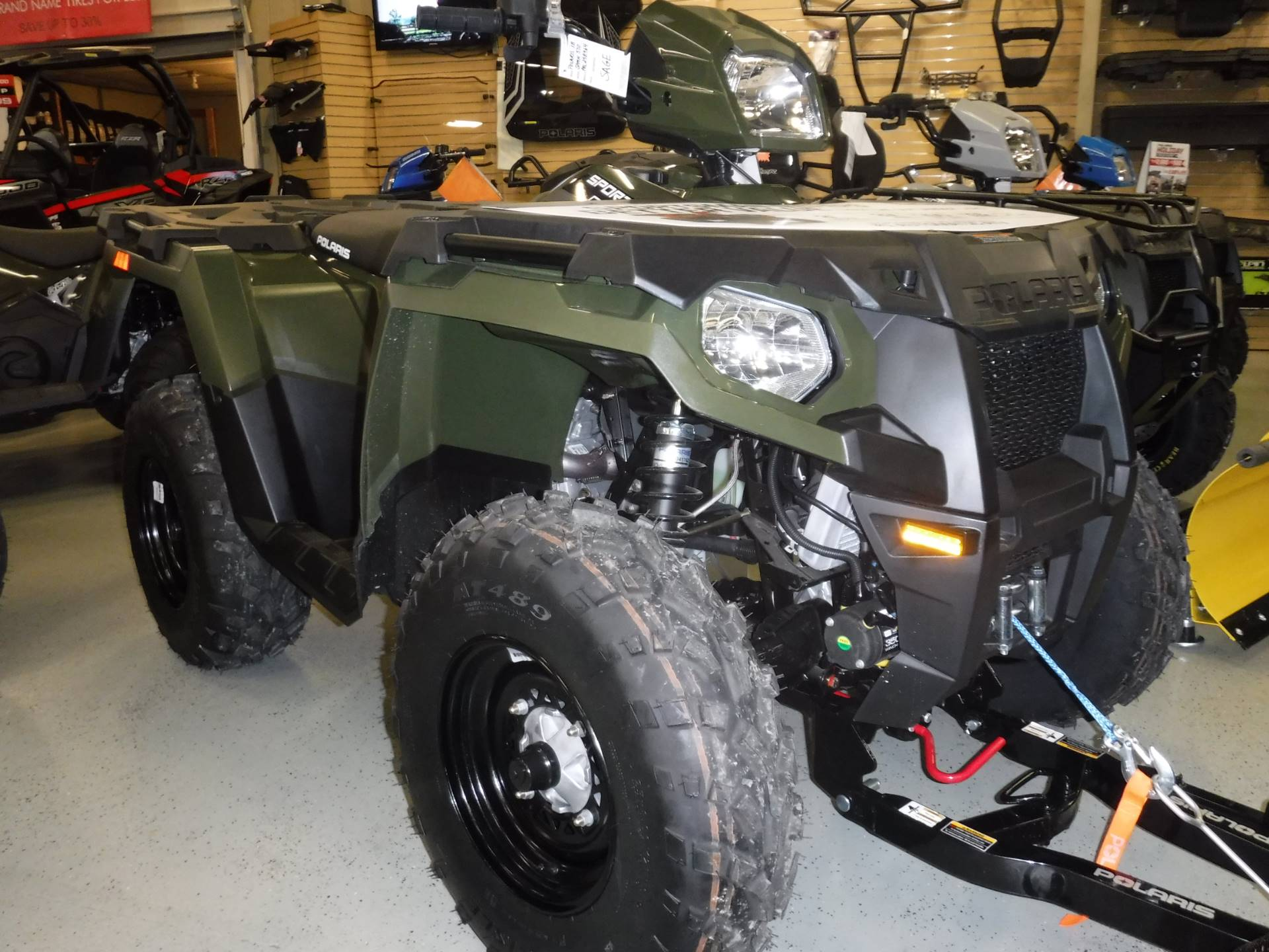 2018 Polaris Sportsman 570 5