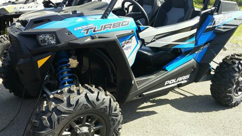 2018 Polaris RZR XP Turbo EPS in Hermitage, Pennsylvania