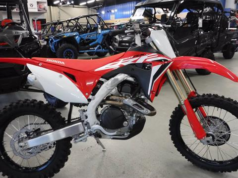 2020 Honda CRF450RX in Hermitage, Pennsylvania - Photo 1