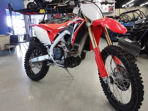 2020 Honda CRF450RX in Hermitage, Pennsylvania - Photo 2