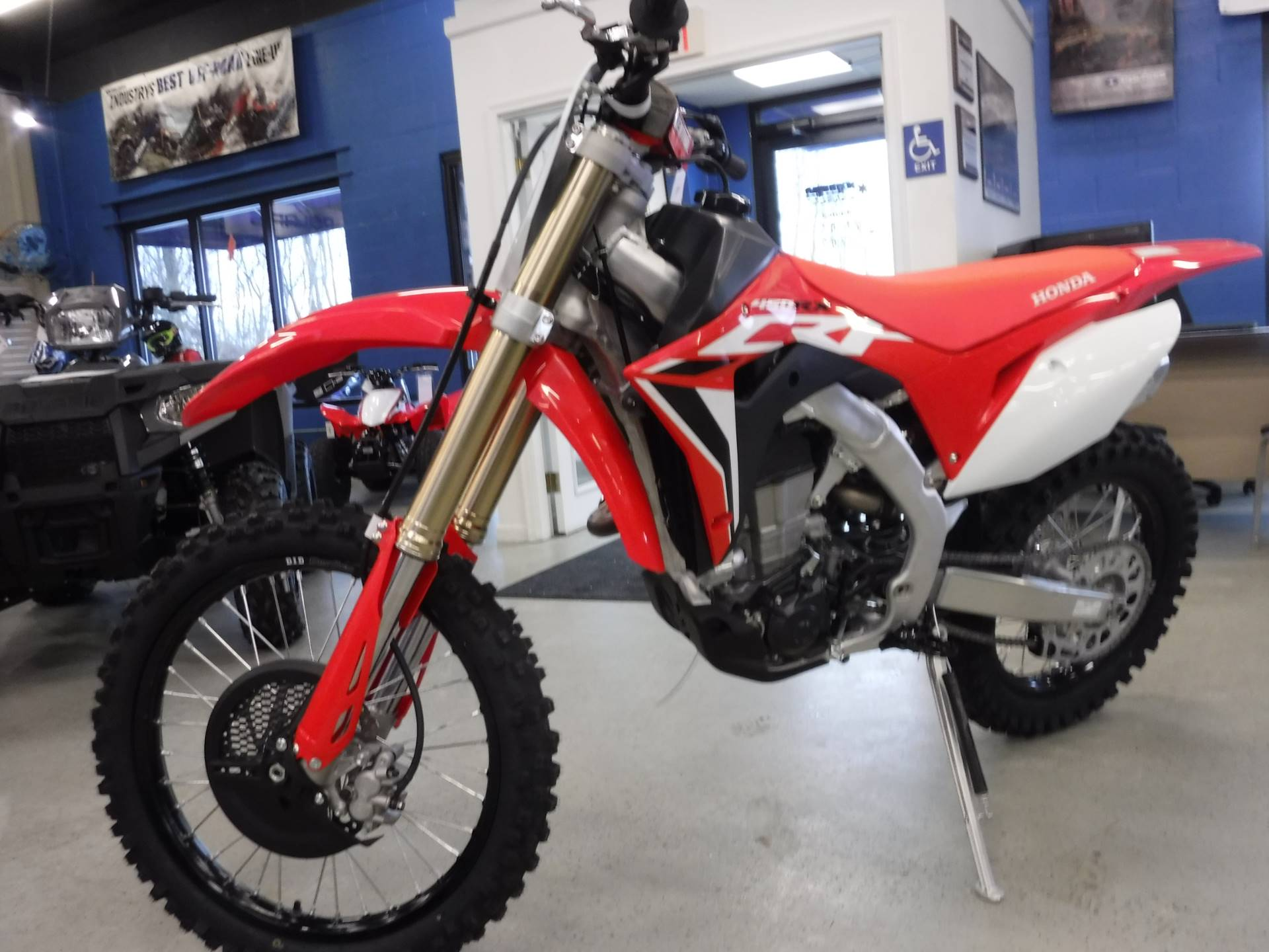 2020 Honda CRF450RX in Hermitage, Pennsylvania - Photo 3