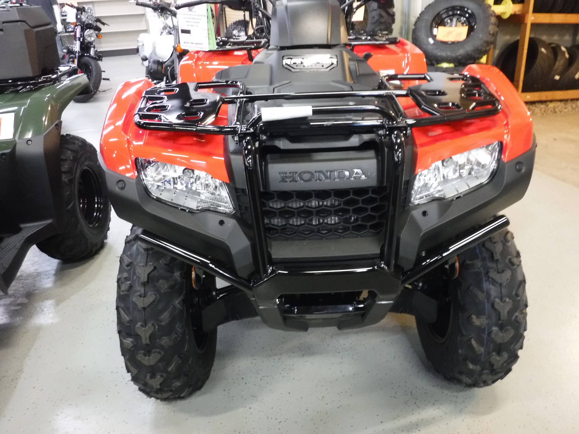2020 Honda FourTrax Rancher 4x4 Automatic DCT IRS in Hermitage, Pennsylvania - Photo 1
