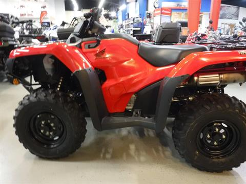 2020 Honda FourTrax Rancher 4x4 Automatic DCT IRS in Hermitage, Pennsylvania - Photo 2