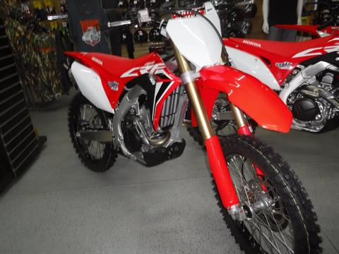 2021 Honda CRF250R in Hermitage, Pennsylvania - Photo 3
