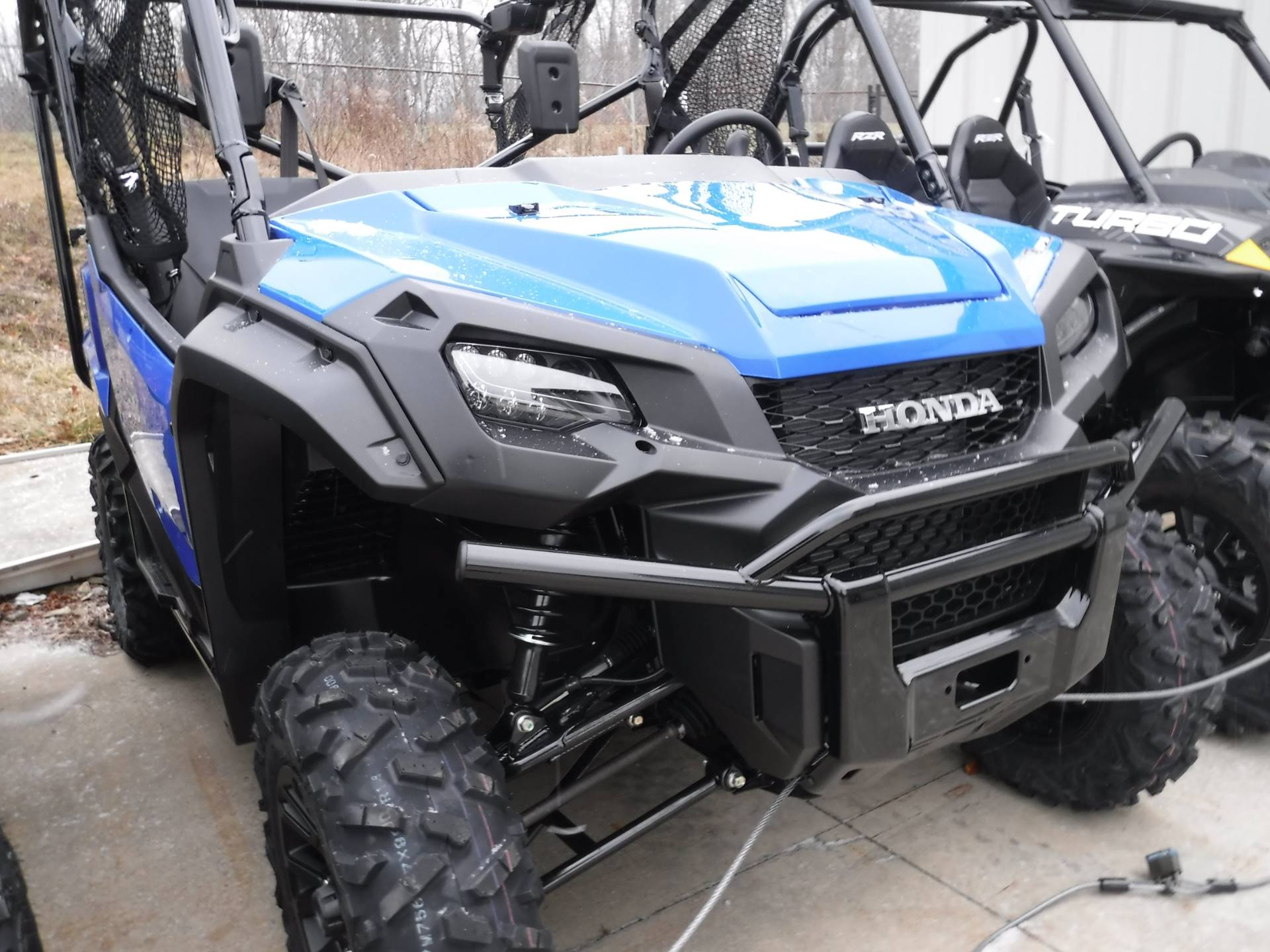 2020 Honda Pioneer 1000-5 Deluxe in Hermitage, Pennsylvania - Photo 1