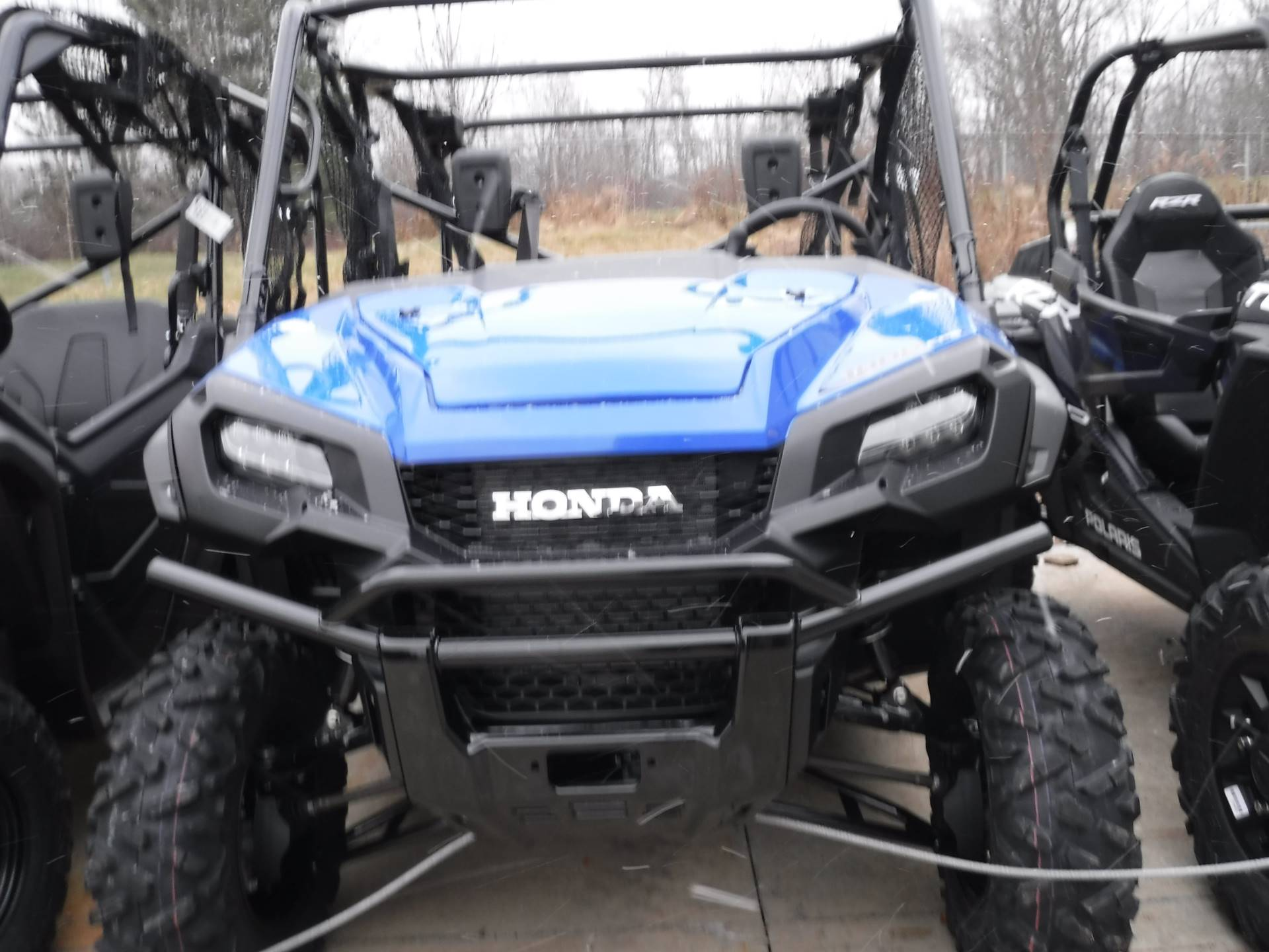 2020 Honda Pioneer 1000-5 Deluxe in Hermitage, Pennsylvania - Photo 3