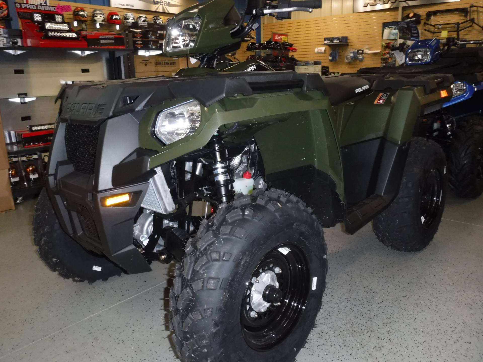 2019 Polaris Sportsman 570 EPS in Hermitage, Pennsylvania