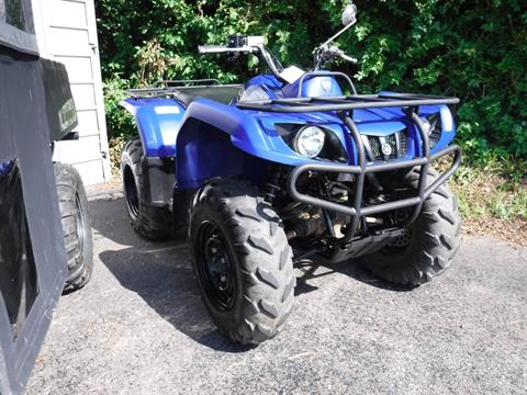 2012 Yamaha Grizzly 350 Auto. 4x4 in Hermitage, Pennsylvania