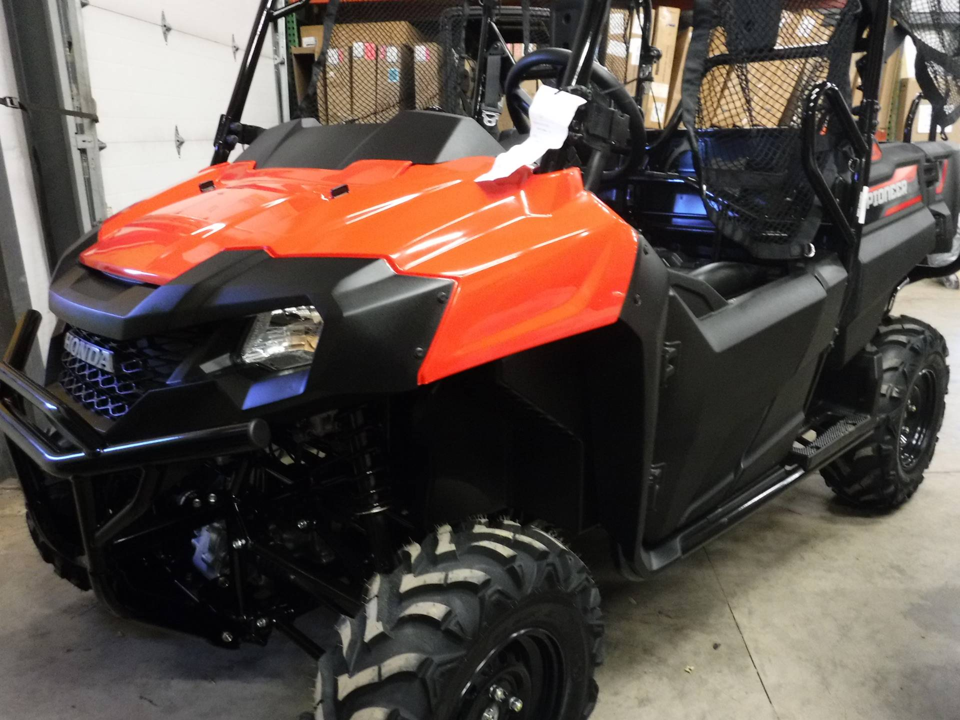 2020 Honda PIONEER 700-4 in Hermitage, Pennsylvania - Photo 3
