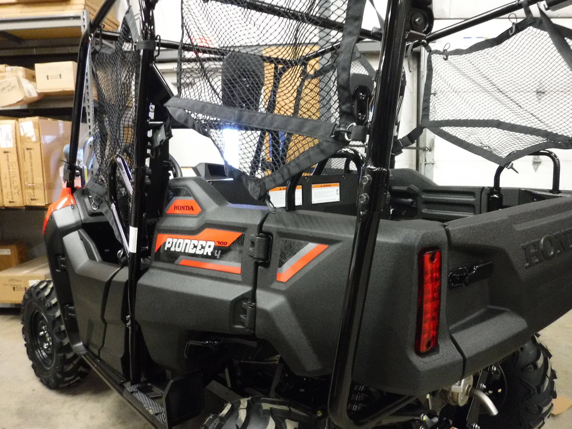 2020 Honda PIONEER 700-4 in Hermitage, Pennsylvania - Photo 2