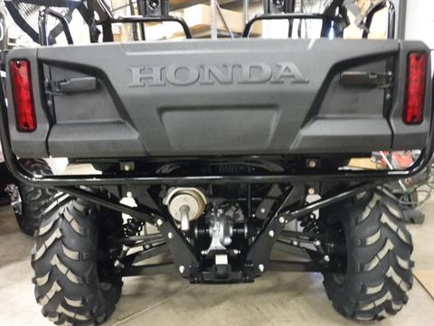 2020 Honda PIONEER 700-4 in Hermitage, Pennsylvania - Photo 4
