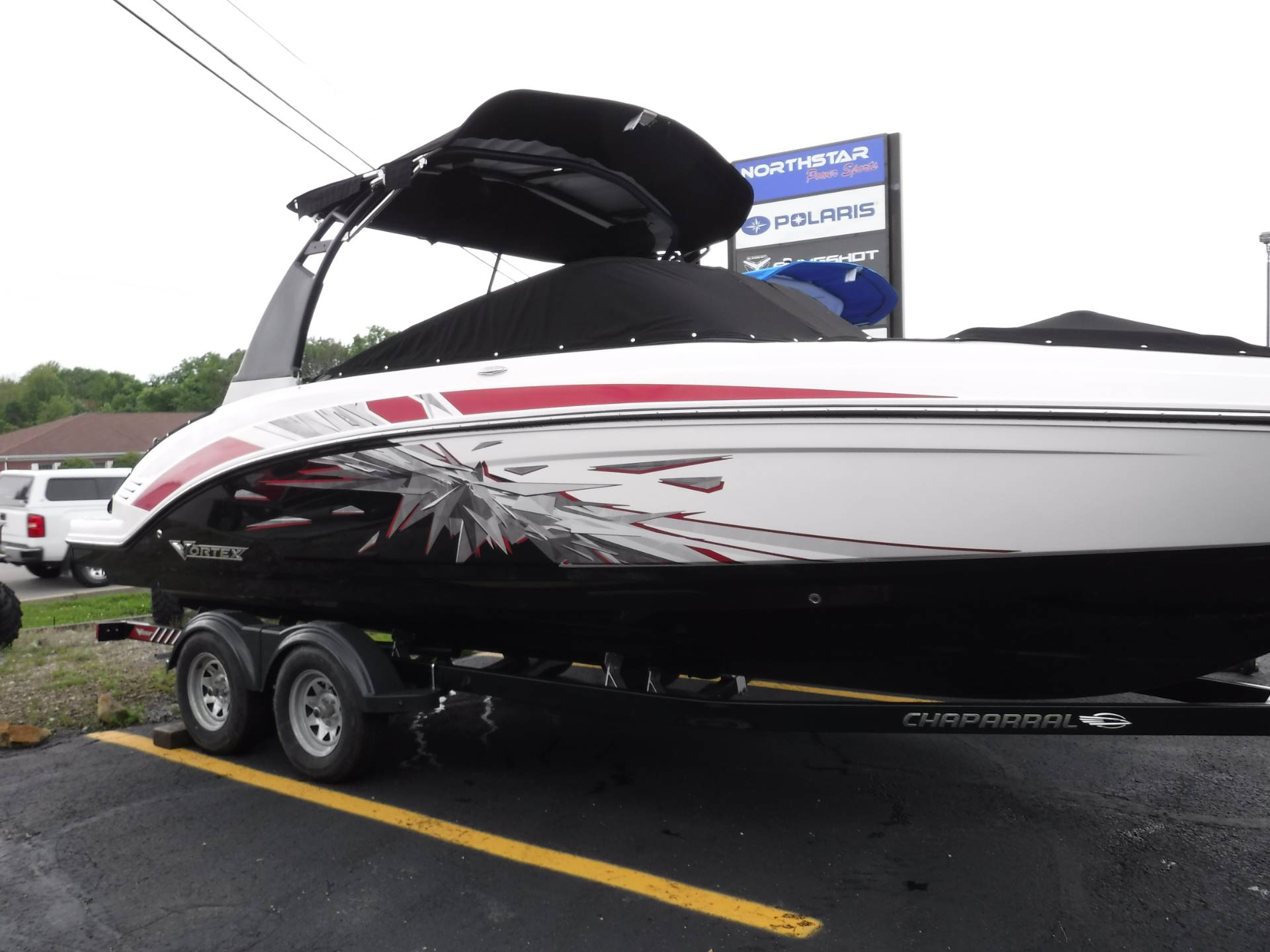 2019 Chaparral 2430 VORTEX VRX in Hermitage, Pennsylvania - Photo 2