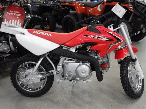 2020 Honda CRF50F in Hermitage, Pennsylvania - Photo 4