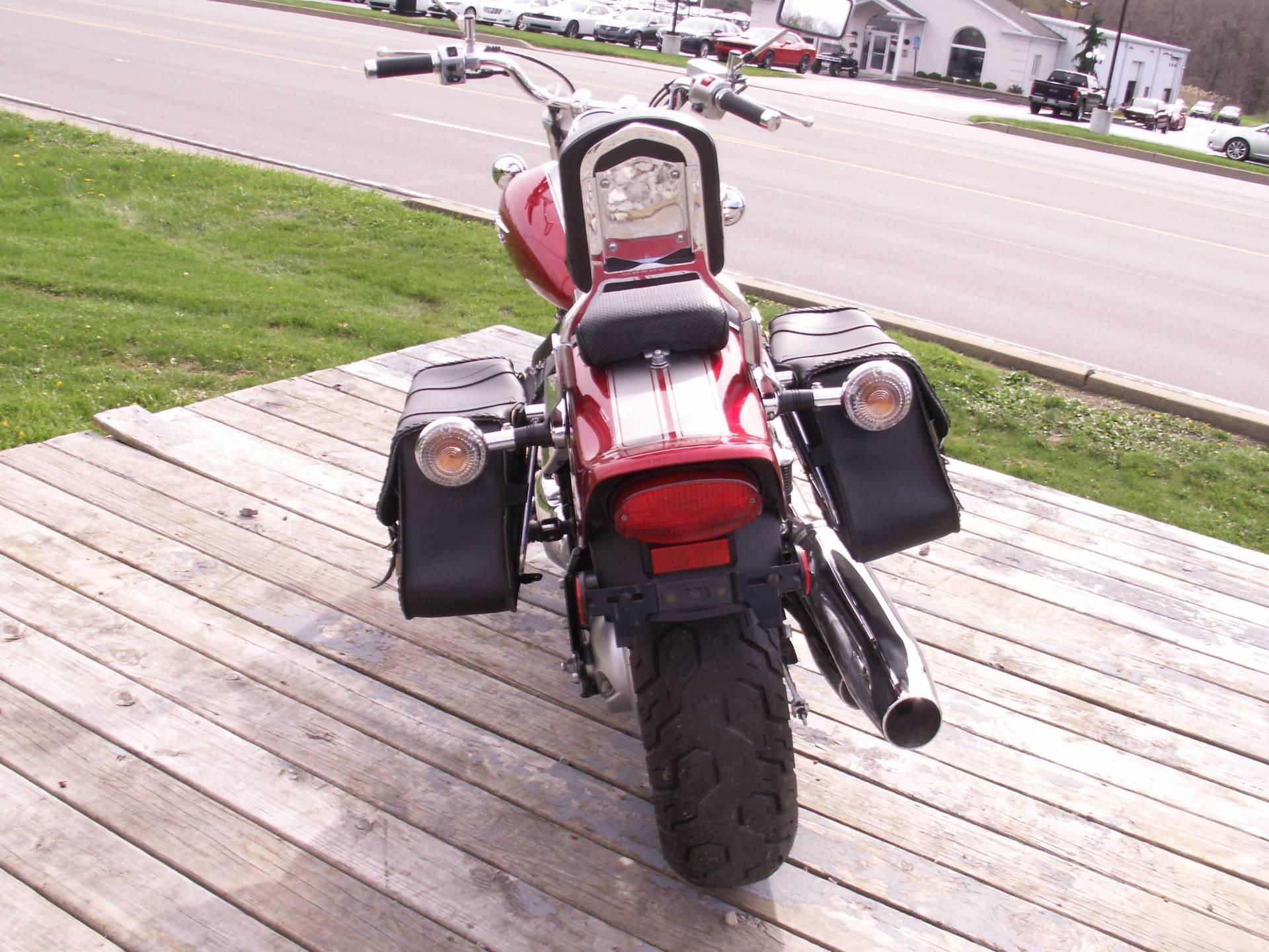 2007 Yamaha V Star® Custom in Hermitage, Pennsylvania