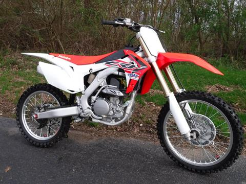 2016 Honda CRF250R in Hermitage, Pennsylvania