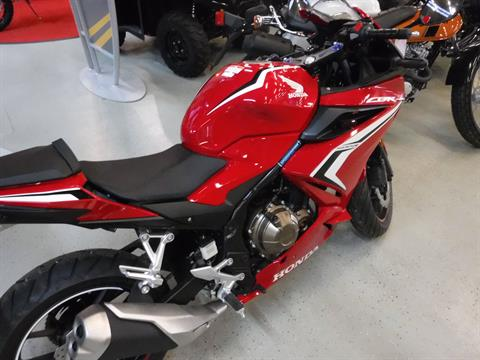 2020 Honda CBR500R in Hermitage, Pennsylvania - Photo 3