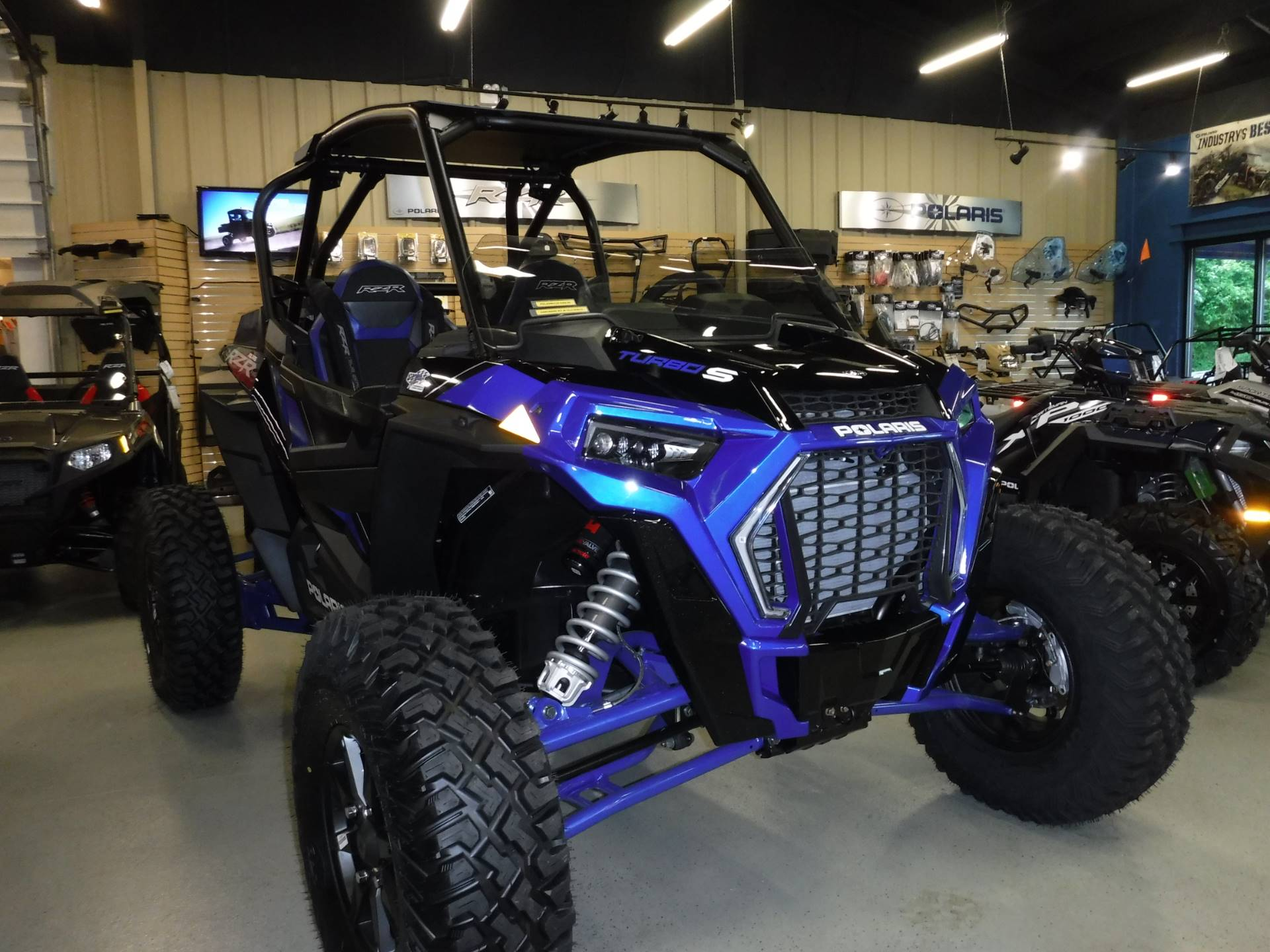 2019 Polaris RZR XP Turbo S in Hermitage, Pennsylvania - Photo 1