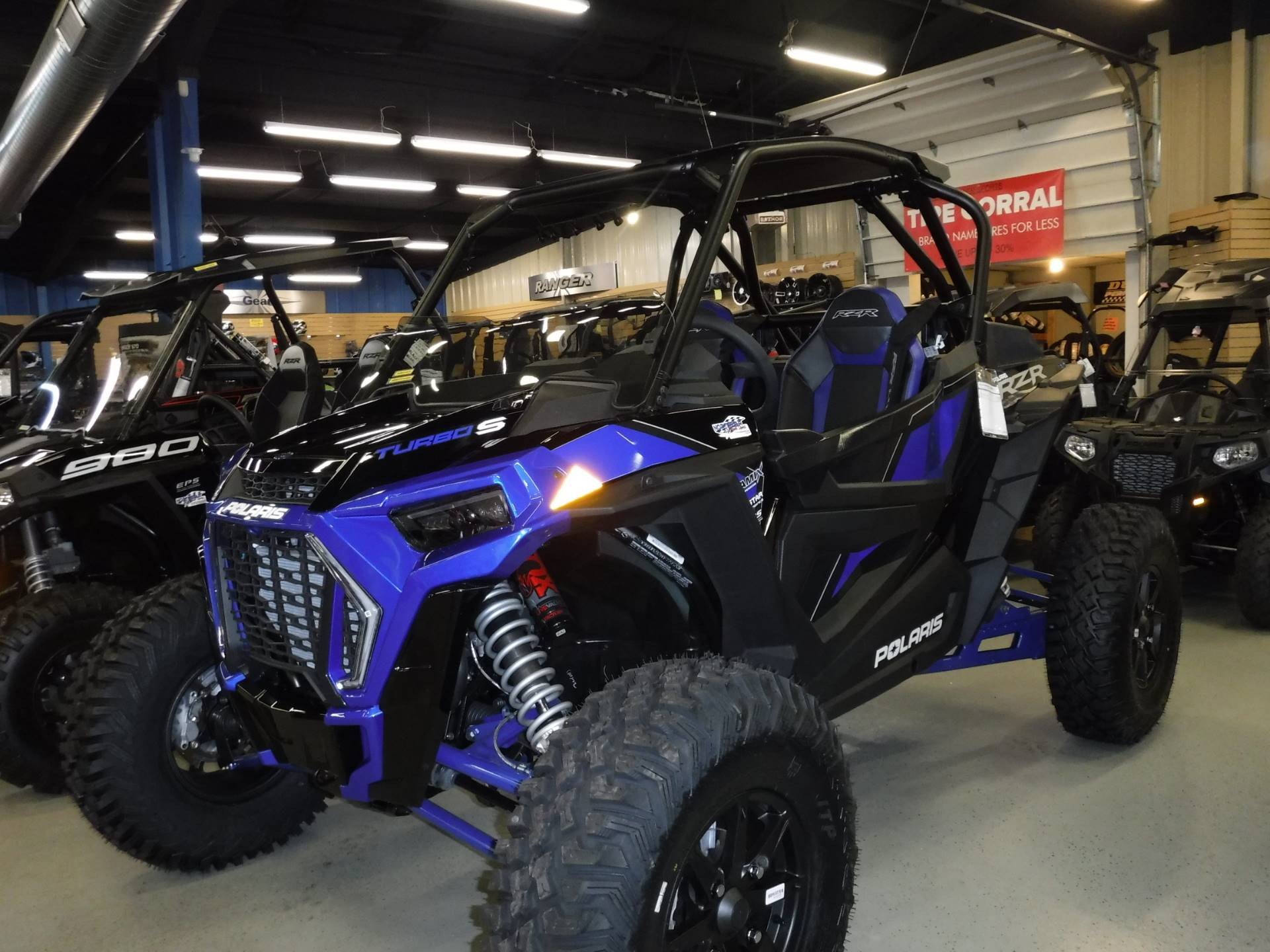 2019 Polaris RZR XP Turbo S in Hermitage, Pennsylvania - Photo 7