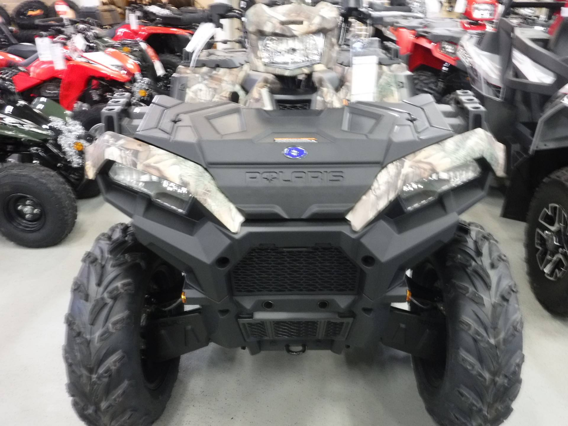 2020 Polaris Sportsman 850 Premium in Hermitage, Pennsylvania - Photo 2