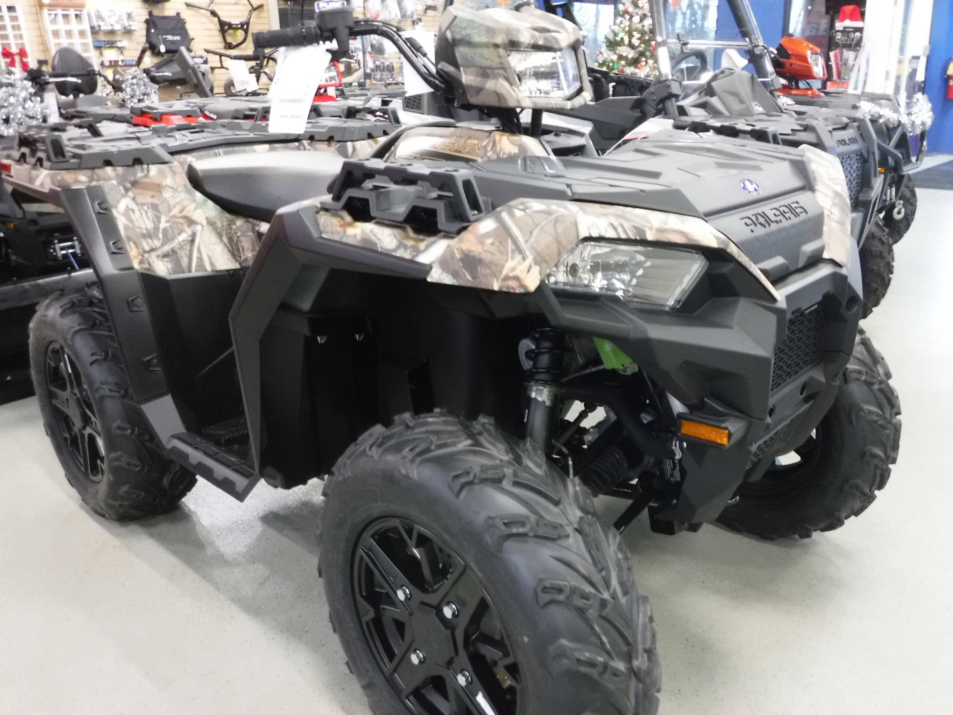 2020 Polaris Sportsman 850 Premium in Hermitage, Pennsylvania - Photo 1