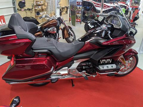 2021 Honda Gold Wing Tour Automatic DCT in Hermitage, Pennsylvania - Photo 2