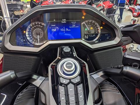 2021 Honda Gold Wing Tour Automatic DCT in Hermitage, Pennsylvania - Photo 4