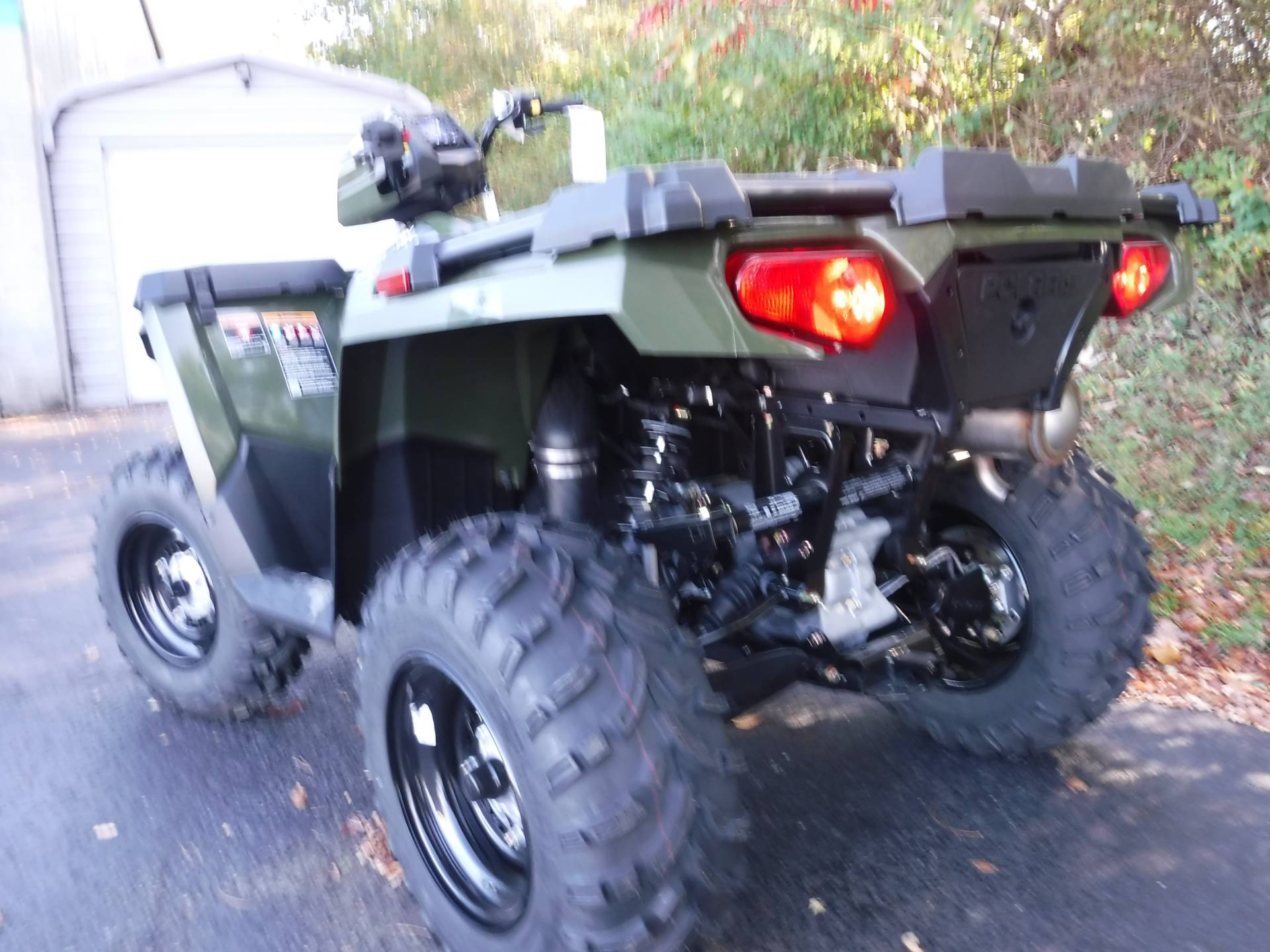 2020 Polaris Sportsman 450 H.O. in Hermitage, Pennsylvania - Photo 3